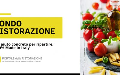 Made in Italy – Domanda di Contributo a Fondo perduto Filiera Ristorazione